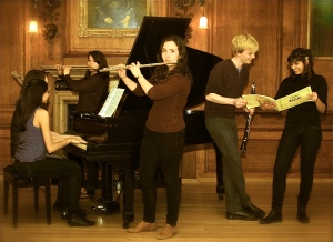 Lady Margaret Hall's Chamber Music Group