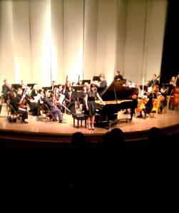 Goucher Symphony Orchestra